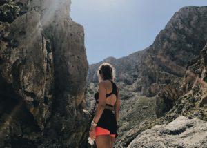 Ущелье ветров Крит