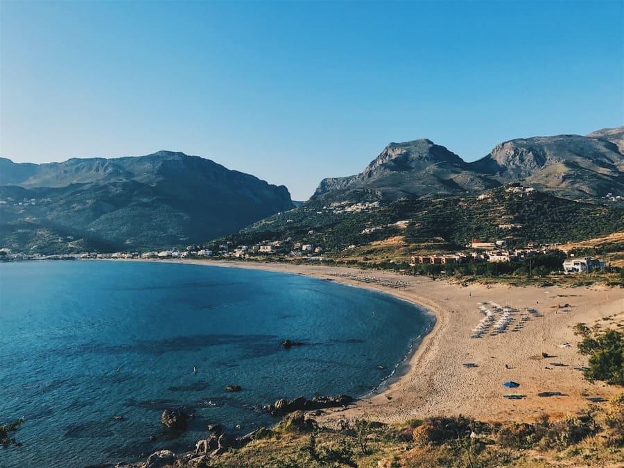 Достопримечательности острова Крит. 1 часть 2