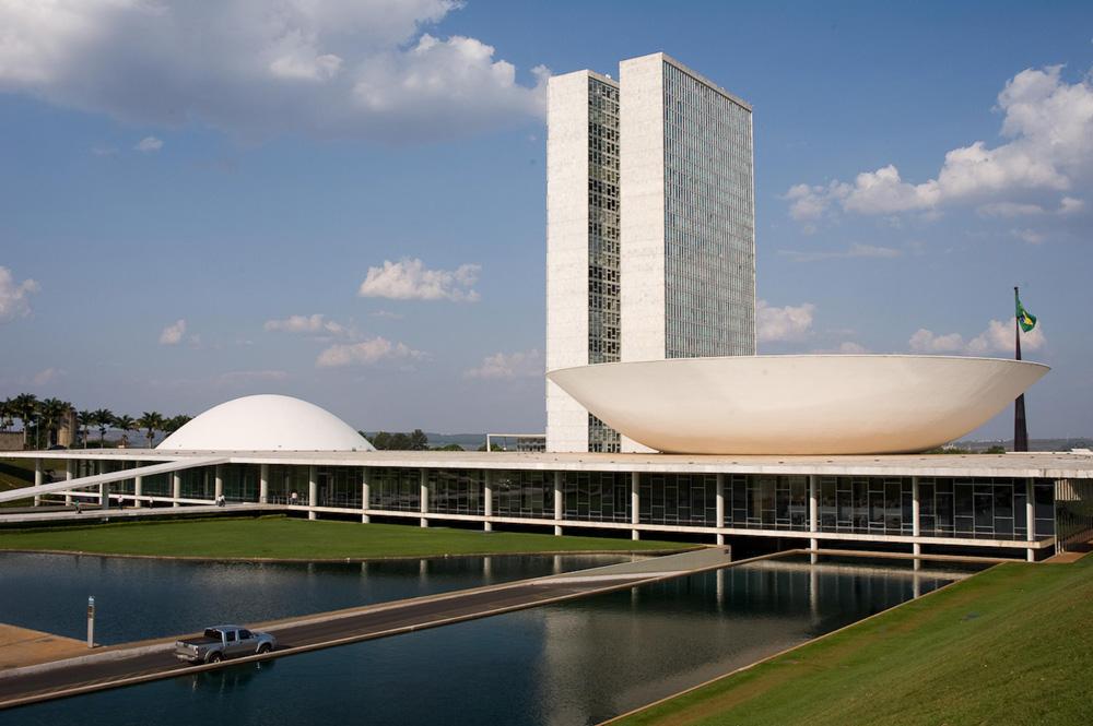 Бразилиа здания