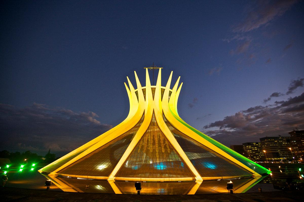 Главные достопримечательности Бразилиа