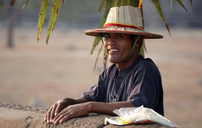 камбоджа Местные жители